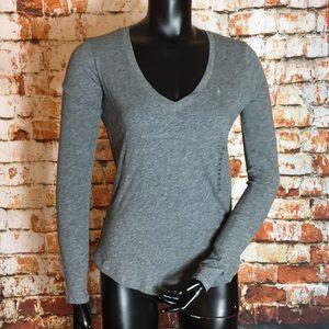 Ralph Lauren Sport Long Sleeve Grey Shirt
